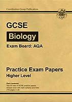 GCSE Biology AQA Practice Papers - Higher