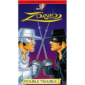 Zorro: Double Trouble movie