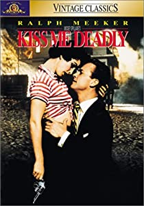 "Cover of ""Kiss Me Deadly"""