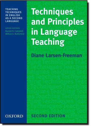 Ttesl techniq & principles new edit (Linguistic / Teachers)