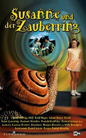 Susanne und der Zauberring [VHS]