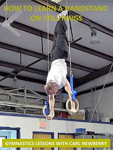 How to Learn a Handstand on Still Rings