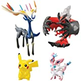 TOMY Pokemon Super Action Figure (4-Pack)