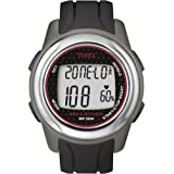Timex Full-Size T5K560 Health Touch Plus Heart Rate Monitor Watch