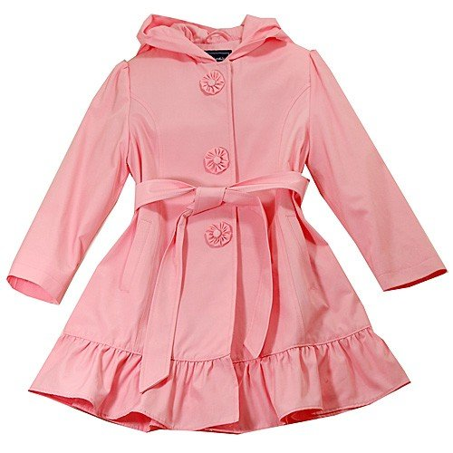 Buy Low Price Rothschild Girls Lightweight Three Quarter Coat, a Girls Coat at Affordable Price