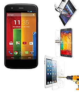 Lycans Tamper Proof Glass Screen Protector for Motorola Moto G