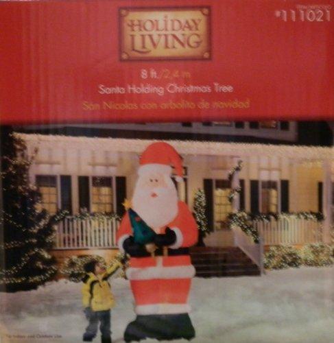 Santa Blow Up front-1036724