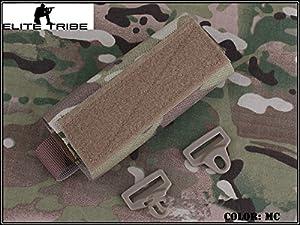 combat militaire accessoire de casque tactique pochette de casque sachet de casque Multicam MC