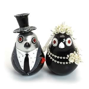 Silver and black wedding love birds wedding for Amazon wedding decorations