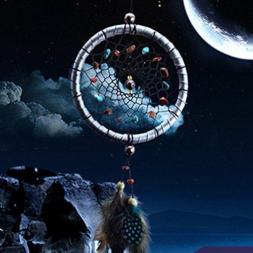Lares Domi Bedtime Lullaby Handmade Bohemian Dreamcatcher