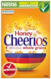 Nestle Honey Cheerios 375 g (Pack of 5)