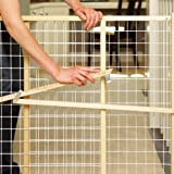 North-States-Supergate-Extra-Wide-Wire-Mesh-Gate