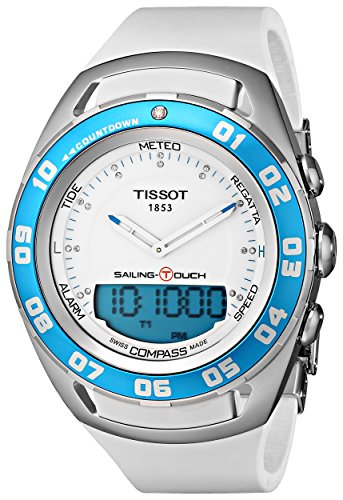 Tissot-Womens-TIST0564201701600-Sailing-Touch-Digital-Analog-Dial-Watch