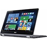Acer Aspire R 2-in-1 Convertible 15.6 Inch FHD IPS Touchscreen Laptop, Intel Core I5-7200U, 8GB DDR4 RAM, 1TB...