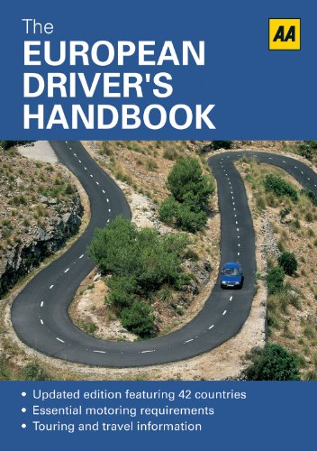 The European Driver's Handbook (Aa Drivers Handbook)