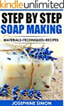 Step by Step Soap Making: Material -...