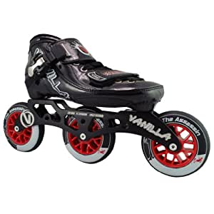 Vanilla Assassin Jr Inline Skates - Vanilla Assassin Jr Speed Skates Size Kids 1