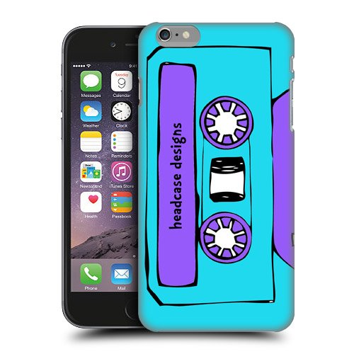 Head Case Designs Sky Mixtapes Protective Snap-on Hard Back Case Cover for Apple iPhone 6 5.5