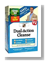 Applied Nutrition Dual Action Cleanse with Green Tea Fat Burner Bonus