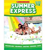 img - for Summer Express Between Grades 7 & 8 (Summer Express) (Paperback) - Common book / textbook / text book