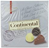 Beech's Continental Chocolate Collection 165 g (Pack of 2)