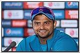 Shopolica Suresh Raina Indian Cricket Player Poster (Suresh-Raina-3170)