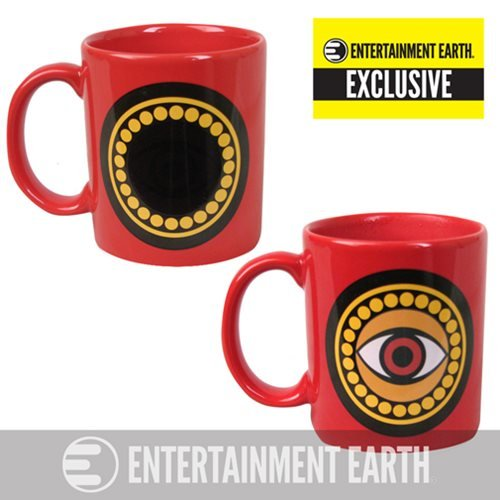 Eye of Agamotto Heat Change Mug