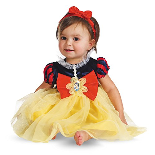 Baby Costumes - Snow White Infant Costume 6-12 Months
