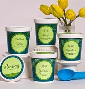 eCreamery Congratulations Sampler Pack - Ice Cream