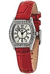 Ladies' Red Jackie Kennedy Watch