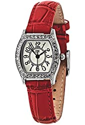 Ladies' Red Jackie Kennedy Watch