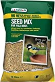 Gardman No Mess Seed Mix - 12.75kg