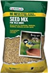 Gardman No Mess Seed Mix - 12.75kg