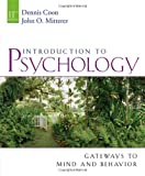 img - for Introduction to Psychology: Gateways to Mind and Behavior book / textbook / text book