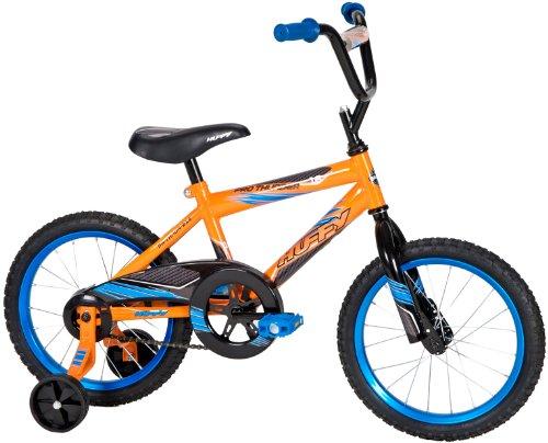 Huffy 16-Inch Boys Pro Thunder Bike (Orange)