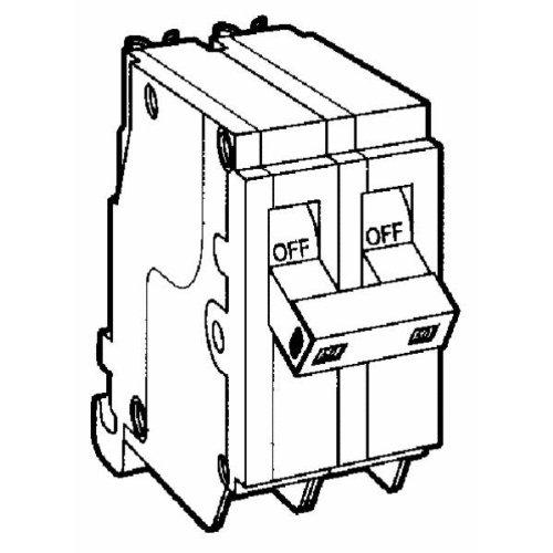 Cutler Hammer Double Pole Circuit Breaker-15A DP CIRCUIT BREAKER
