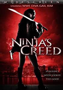 NEW Ninja's Creed (DVD)
