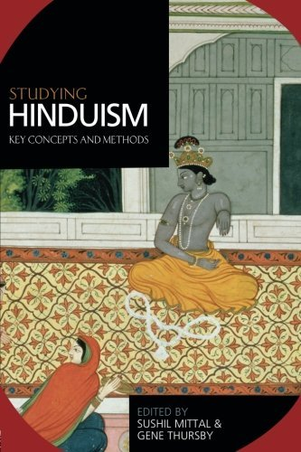 Studying Hinduism: Key Concepts and Methods