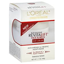 Oreal Dermo-Expertise Advanced RevitaLift Day Cream, Face & Neck, 1