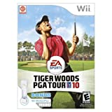 Tiger Woods PGA Tour 10 Bundle - Wii Bundle Editionby Electronic Arts