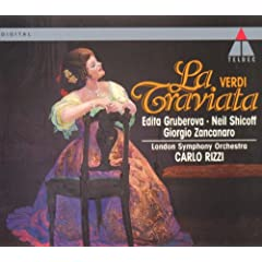 La traviata : Prelude to Act 1