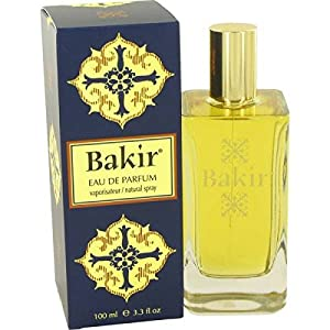 Long Lost Perfume Bakir Eau De Parfum Spray for Women, 3.3 Ounce