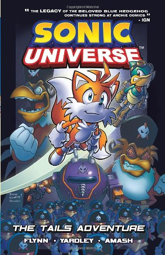 Sonic Universe 5: The Tails Adventure Picture