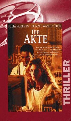 Die Akte [VHS]