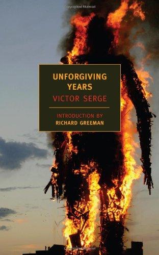 Unforgiving Years
