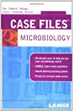 img - for Case Files Microbiology (Case Files (Lange)) by Toy Eugene C. DeBord Cynthia R. Skinner Wanger Audrey Castro Gilbert Anthony Kettering James D. Briscoe Donald (2005-05-05) Paperback book / textbook / text book