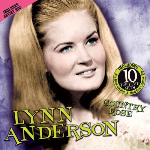 Heres lynn anderson cd covers for Lynn anderson rose garden lyrics