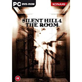 Silent Hill 4: The Room (輸入版)