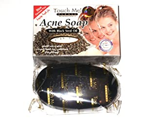 Acne Soap With Black Seed Oil 135g