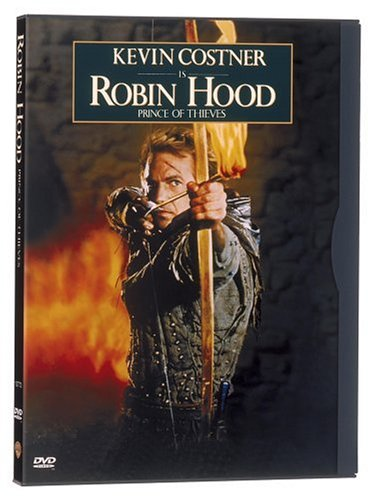 Robin Hood - Prince Of Thieves (Snap Case) front-433882